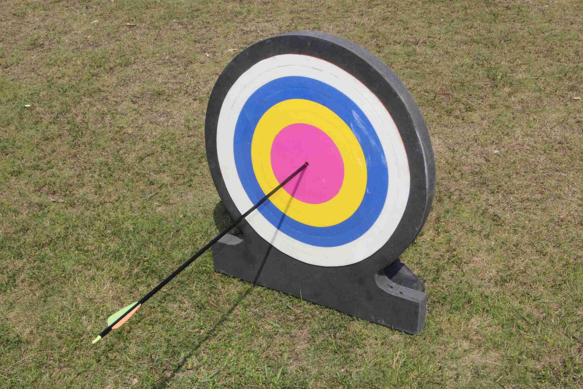 XPE圆形传统弓箭靶