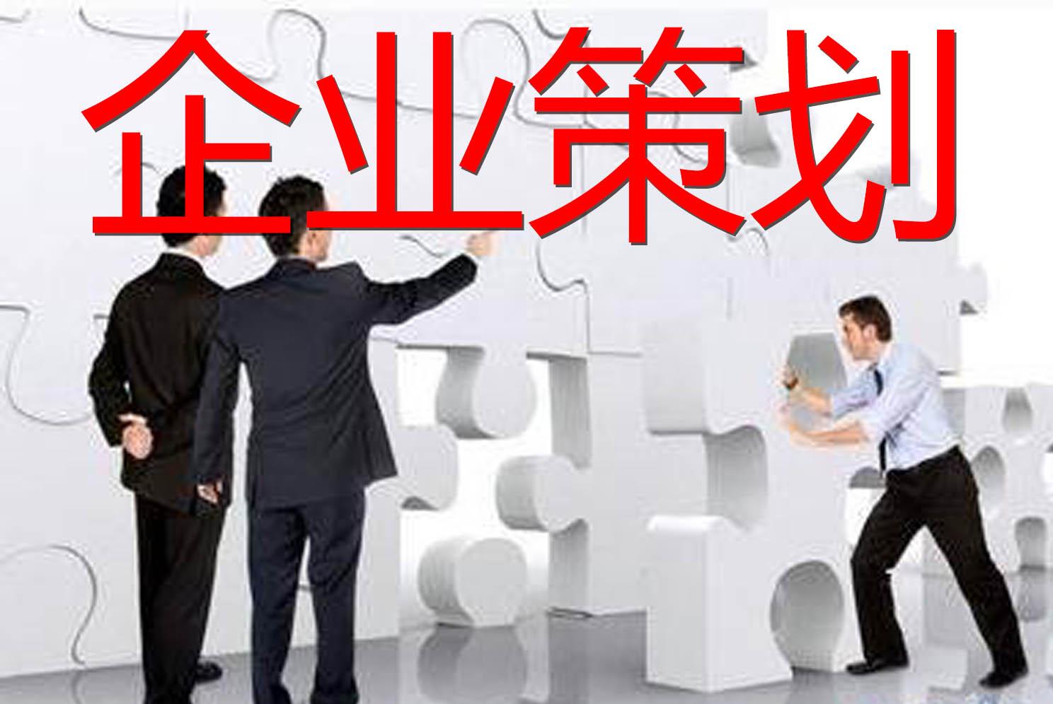 企业管理策划