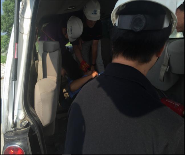 居安思危,防患于未然-----南消苏州地铁四号线消防项目应急救援演练