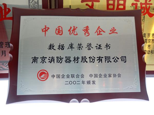 中国优秀企业