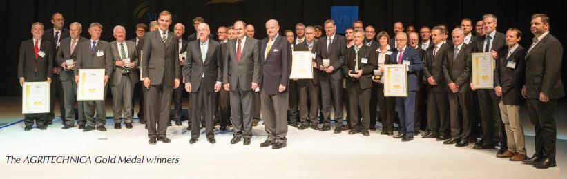 2017年德國國際農業機械展覽會