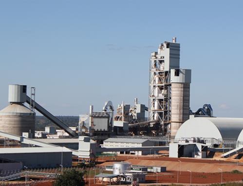 DANGOTE集团赞比亚 3000t/d水泥生产线施工总承包项目