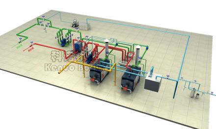 低氮常压热水锅炉(冷凝型)