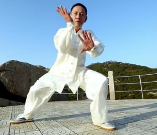 陈绍南·陈氏小架第五代传人