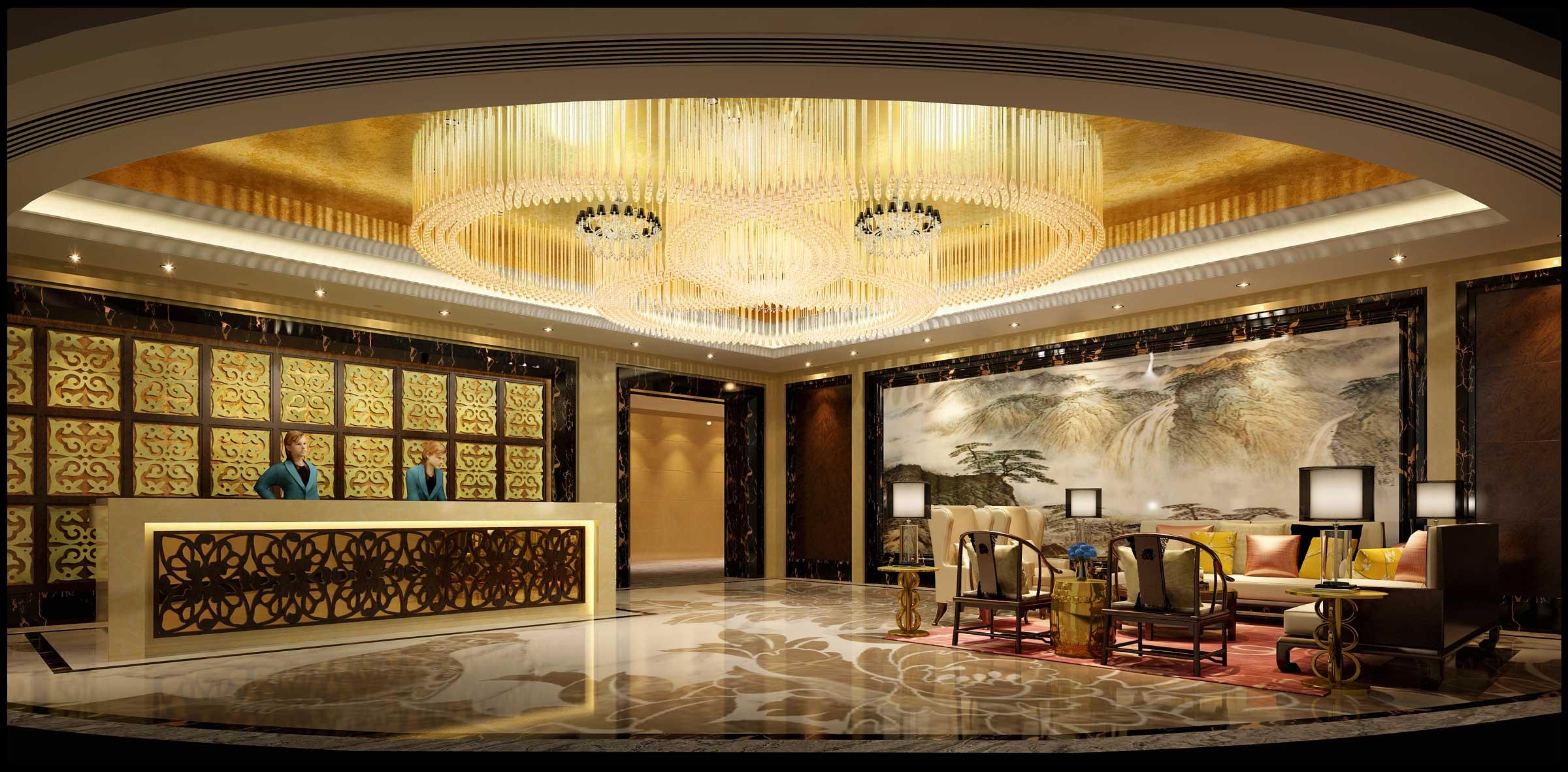 北京京宛宾馆设计