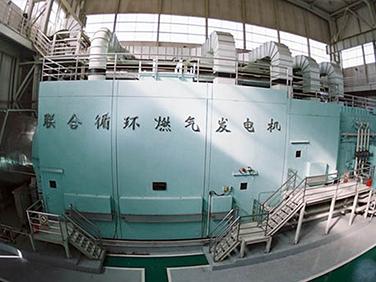 CCPP发电