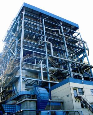 奧福集團承建25MW煤氣發電項目