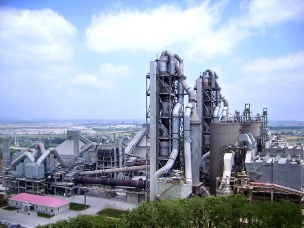 奥福集团承建10000t余热发电项目