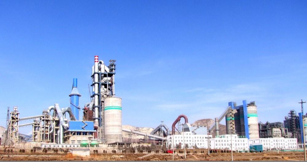 奧福集團承建內蒙古水泥廠日產6000t余熱發電項目