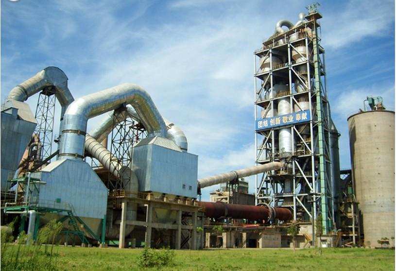 東北奧福2500t/d水泥廠余熱發電項目
