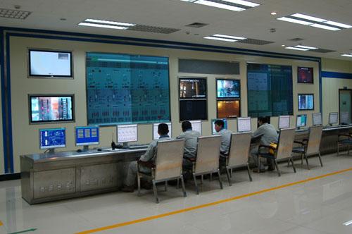 奧福集團承建蘭州煤氣發電項目