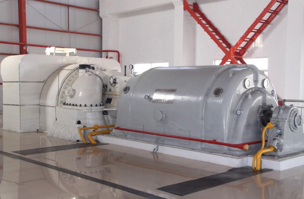 奧福集團承建河北鋼鐵3X50MW煤氣發電項目