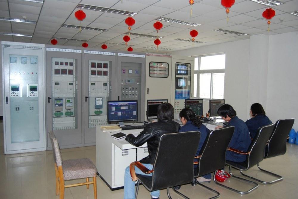 奥福集团承建河北钢铁集团余热发电项目