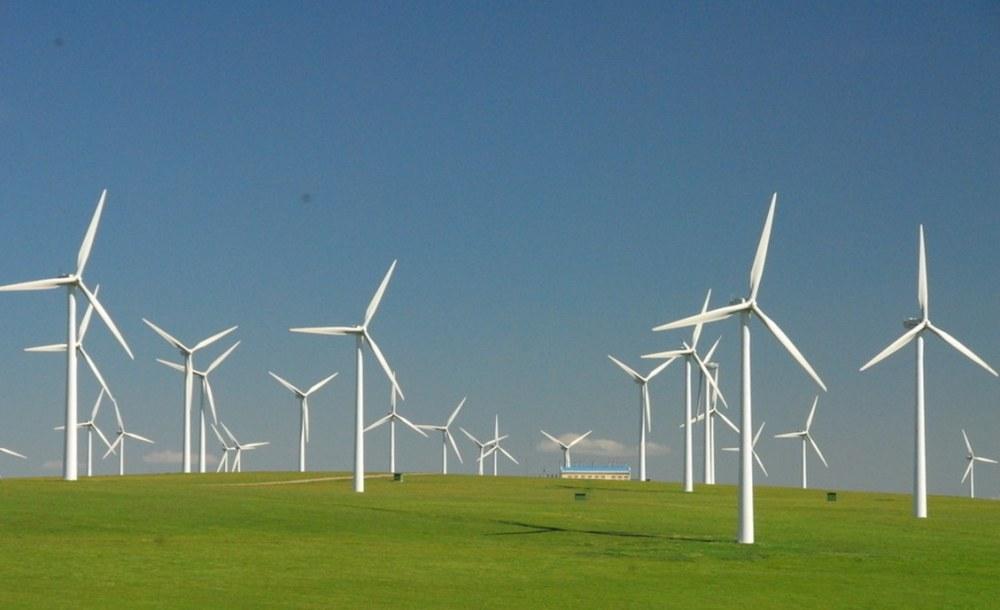 可再生能源、清洁能源风力发电