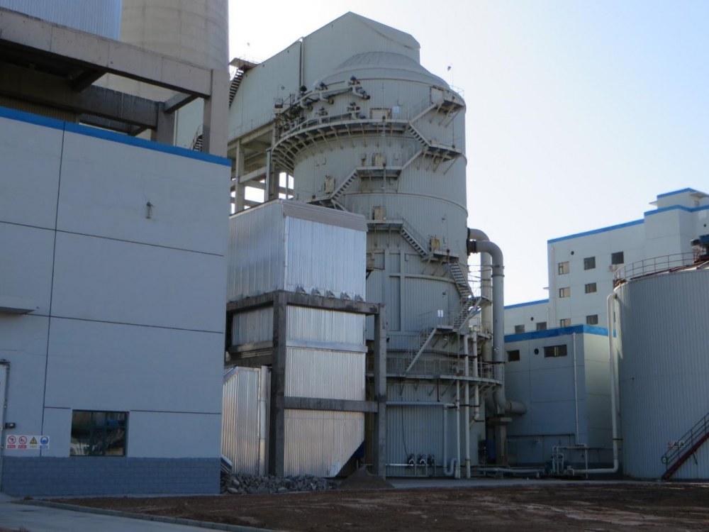 電廠超低排