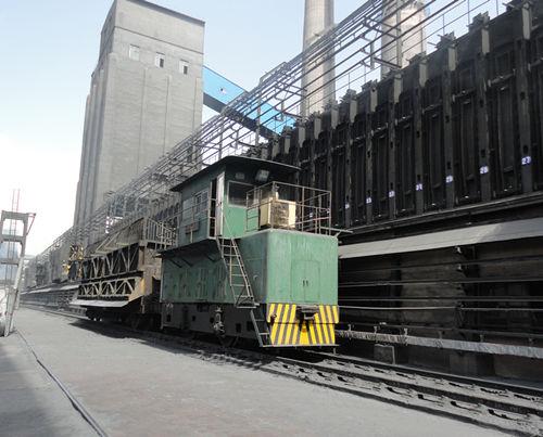 焦爐上升管荒煤氣余熱回收