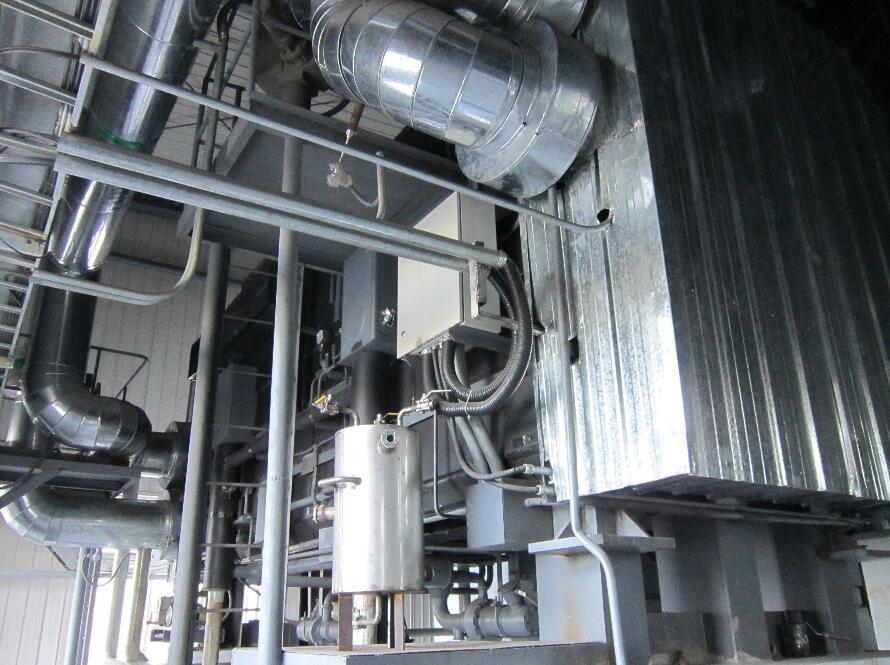 余热回收机组技术
