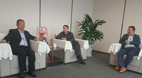 张远鹏董事长分别会晤四川省驻厦门办事处暨中建七局总承包公司领导