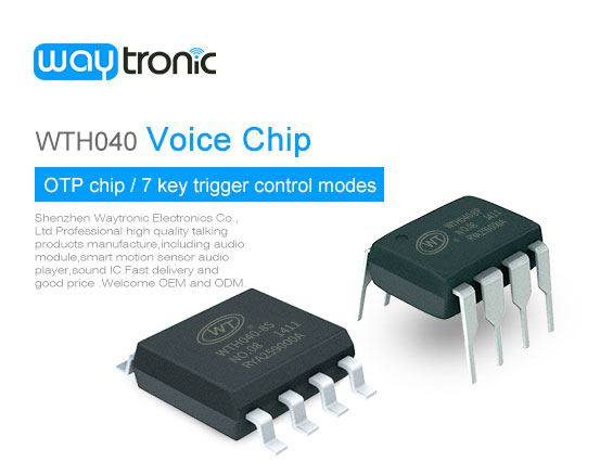 WTN040 Voice Chip, Audio Chip, One-time Programming Voice Chip