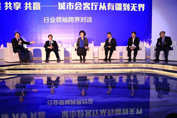 向世界传递深圳的声音 让世界共享深圳的发展