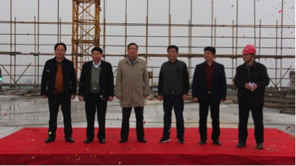 The Youzhi large building progets is roof-sealed