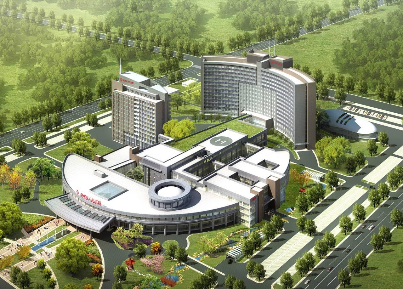 大型医院内部无线通信系统