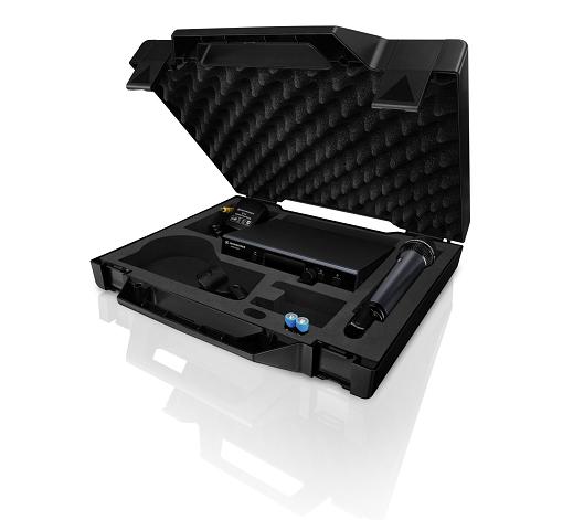 简易而强大 - Sennheiser发布全新evolution wireless D1无线数字话筒