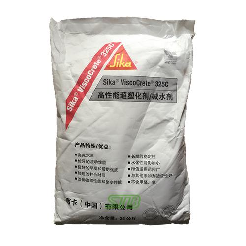 聚羧酸减水剂 SiKa ViscoCrete 325C 瑞士西卡