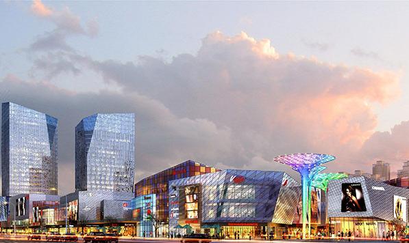 明昇广场施工临时用电建设和电力设施拆改工程