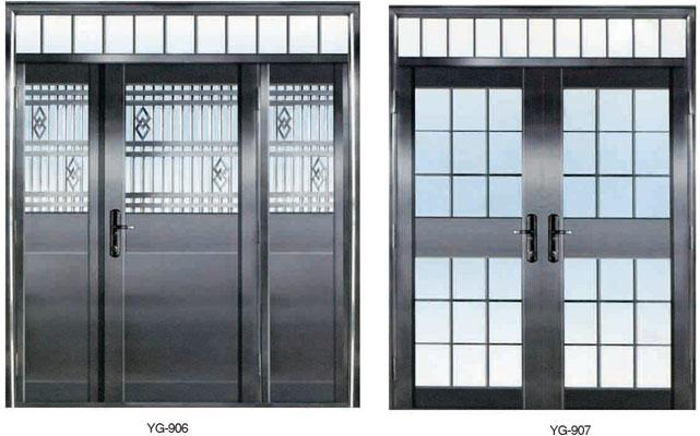 不锈钢门系列