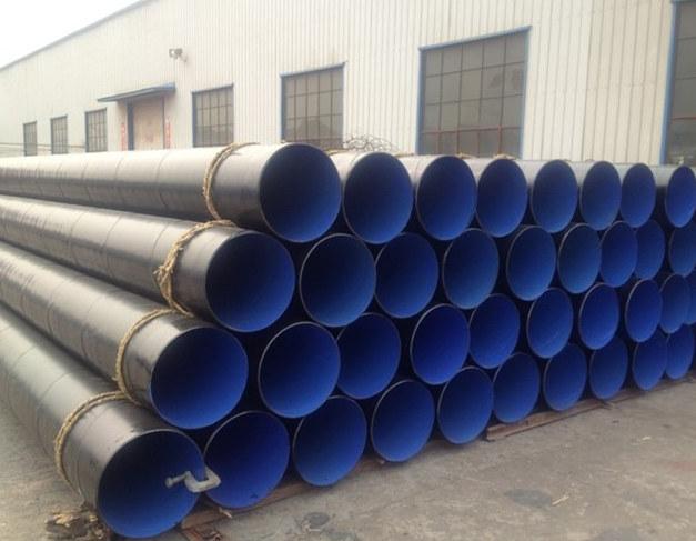 内环氧树脂外聚乙烯钢管