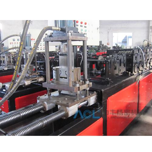 货架立柱成型生产线