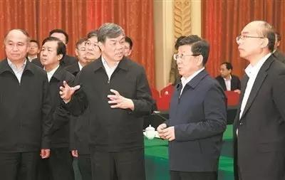 中铁总、河北省就推进雄安新区铁路规划建设举行会谈