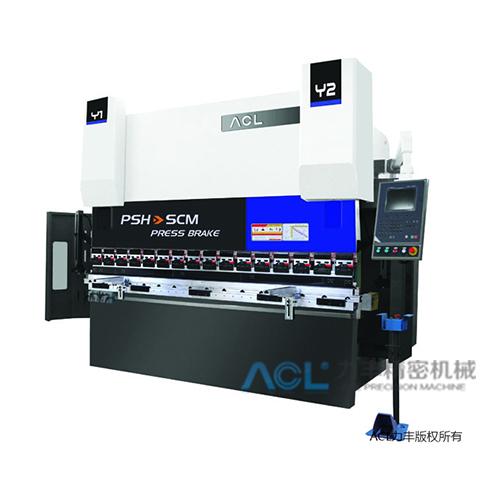PSH-SCM系列电液同步数控折弯(35T-320T)