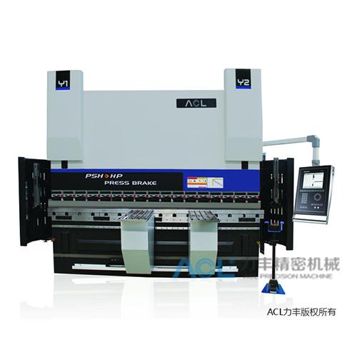 PSH-HP系列电液同步数控折弯机(110T-320T)