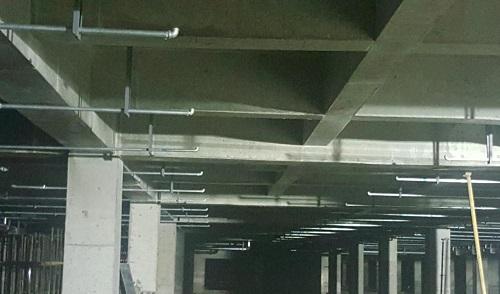 汉中兴汉新区东翼第二安置区(地块五、六)工程施工开局良好