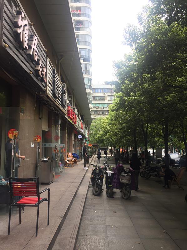 硚口武胜西街100㎡茶艺牌室诚意转让