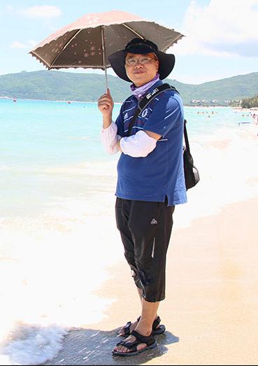 信息技术高级教师--苏云山