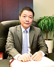 Mr Zhu Wenbo (Deputy General Manager)