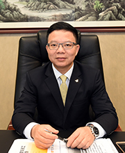 Mr Chen Zhifei (Deputy Secretary of the CCP Committee,Secretary of the Discipline InspectionCommitee