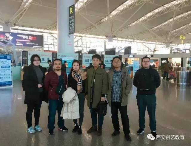 【创艺·蜕变】2017教师团队赴杭研修完美蜕变中......