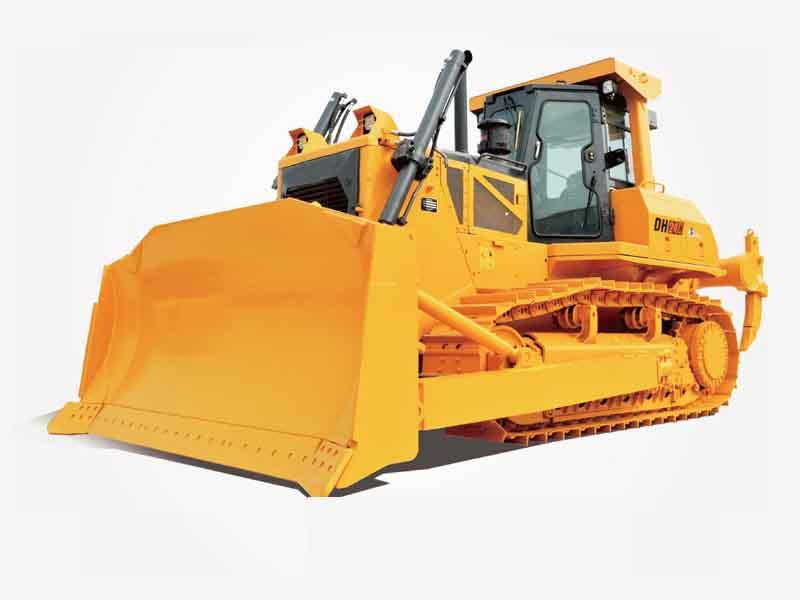 DH24C full hydraulic bulldozer
