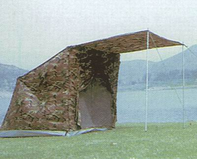 Field operations tent