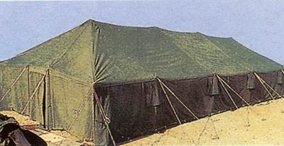 Column tents