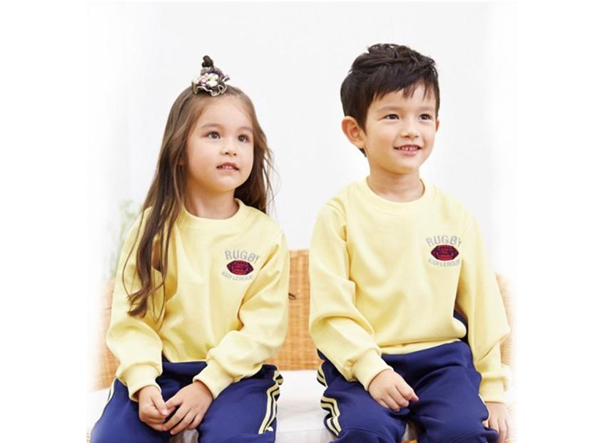 幼儿园春秋运动服