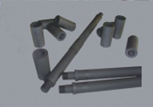 Heating rods, fittings