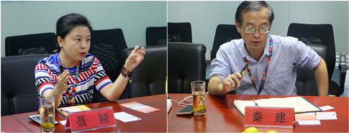 校企合作|江西旅游商贸职业学院来访海格物流