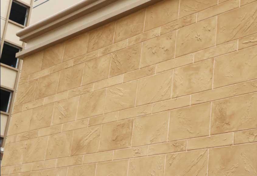 无机饰面砂浆—仿石系列