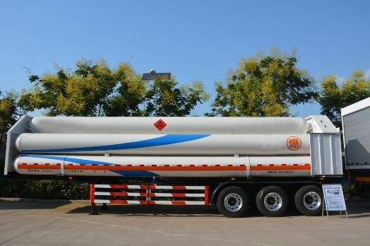 Long tube trailer inspection