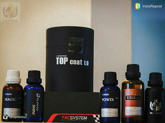 Some TACSYSTEM QUARTZ COATING products
